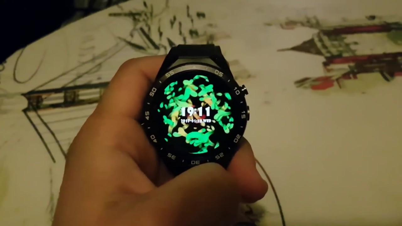 King wear kw88 12 01 2017 update firmware new watch faces