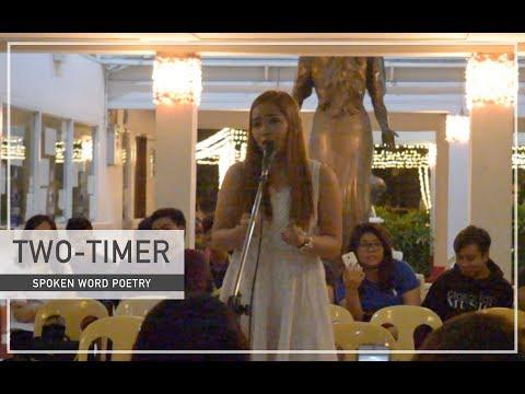 Two Timer | Spoken Word Poetry by Bevery Cumla