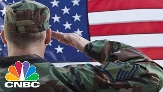 Making The Most Of Military Benefits | CNBC