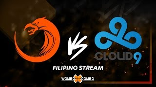 TNC vs Cloud9 WESG Grand Finals Game 3