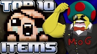 Top 10 - Isaac Items | MythosOfGaming