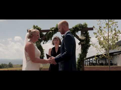 Tia & Dan - Spearfish, SD - 08/10/19 - Wedding Film Trailer