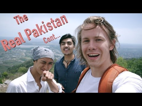 Traveling Pakistan: What the media doesn't show you --- Part 2 of 3