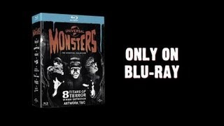 Universal Monsters Official Blu-ray Collection trailer