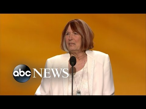Republican National Convention | Benghazi Victim's Mother Speaks