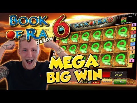 BIG WIN!!!! Book Of Ra 6 Big win - Casino - Live Casino Games (Online Casino)
