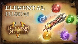 Dungeon Hunter 5 - How to get the Elemental Fusion Bonus!