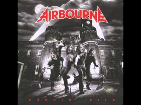 Diamond In The Rough - Airbourne