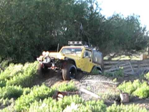 jeep wheeling