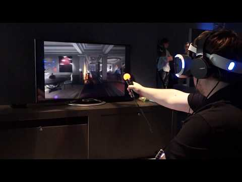 Blood and Truth Gameplay Demo and Interview (Sony London Studio) - PSVR