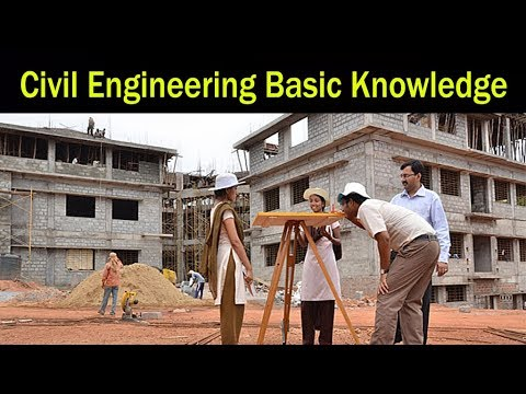 Civil Engineering Basic Knowledge for Site | Useful Notes for Civil Engineers |