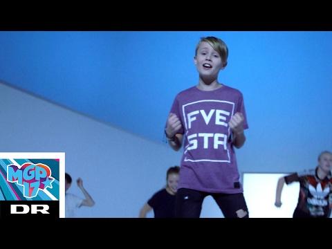 Bastian - Frikvarter | Musikvideo | MGP 17