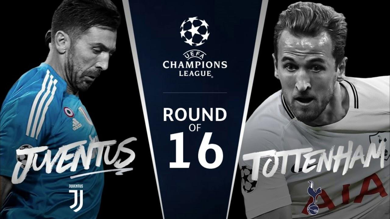 Babak  Besar Leg  Juventus Vs Tottenham