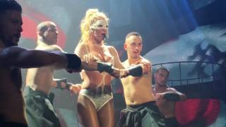 Britney Spears - Baby One More Time/Oops! (Live @ Piece of Me 1/11/17)