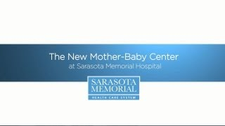 New Mother-Baby Center Located in the Courtyard Tower