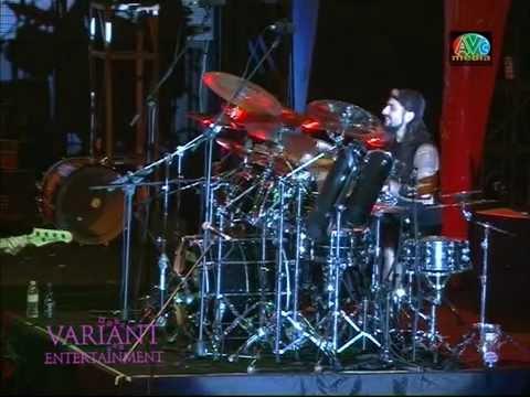 PORTNOY Live In Jakarta 2012 Track 7 - DJARUM ROCK FEST 2012