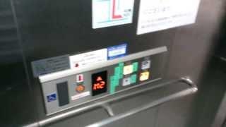 JR別府駅 ホーム上エレベーター1 (3・4番のりば)
