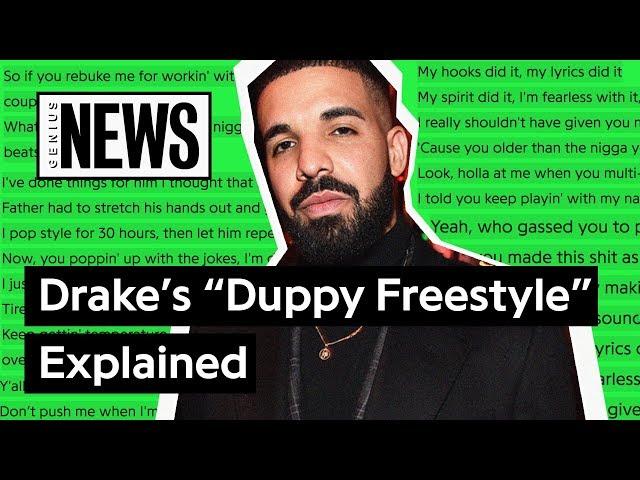 Drake May Be Taking A Veiled Shot At Pusha T On