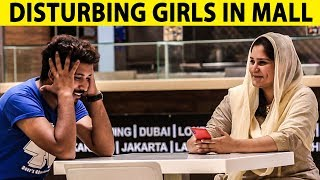 Disturbing Girls in Mall in Pakistan - Lahori PrankStar
