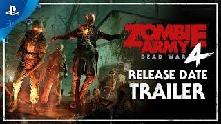 Zombie Army 4: Dead War | Release Date Trailer | PS4
