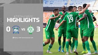 HIGHLIGHTS   Namungo FC 0 - 3 Raja CA   Matchday 5   #TotalCAFCC