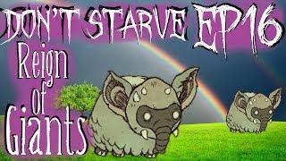 Don't Starve - Ep 16 - Double Koalefant!?