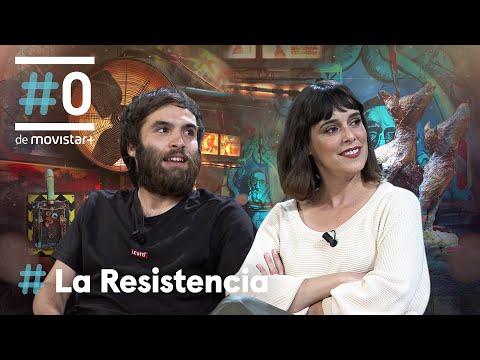 LA RESISTENCIA - Entrevista a Ricardo Gómez y Belén Cuesta | #LaResistencia 24.05.2021
