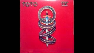 Toto IV_ I Won't Hold You Back_Good For You. HQ