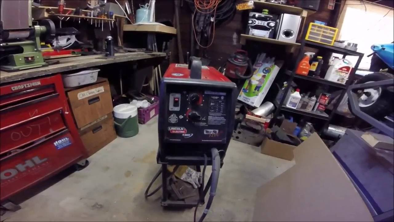 Lincoln 110 Welder Review