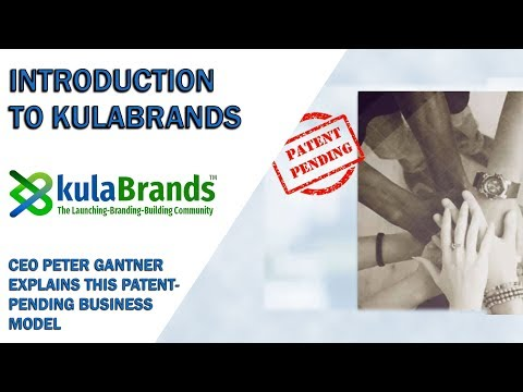 Introduction To The kulaBrands Business Model