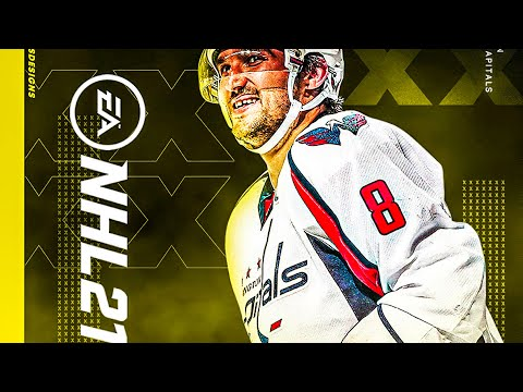 NHL 21 TRAILER LEAKED!!