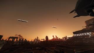 Star Citizen - Lorville Timelapse