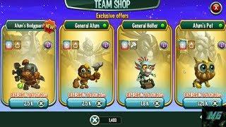 Team Shop Glitch Fixed?! | New Multiplayer Mode Glitch! | Monster Legend