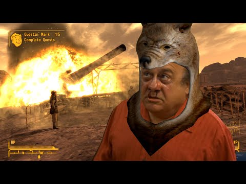 Fallout New Vegas In A Nutshell |