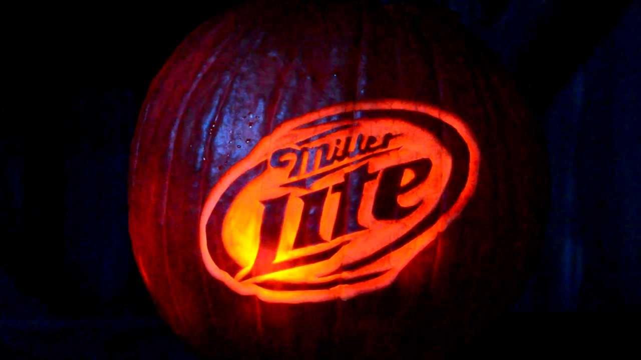 100 busch light pumpkin