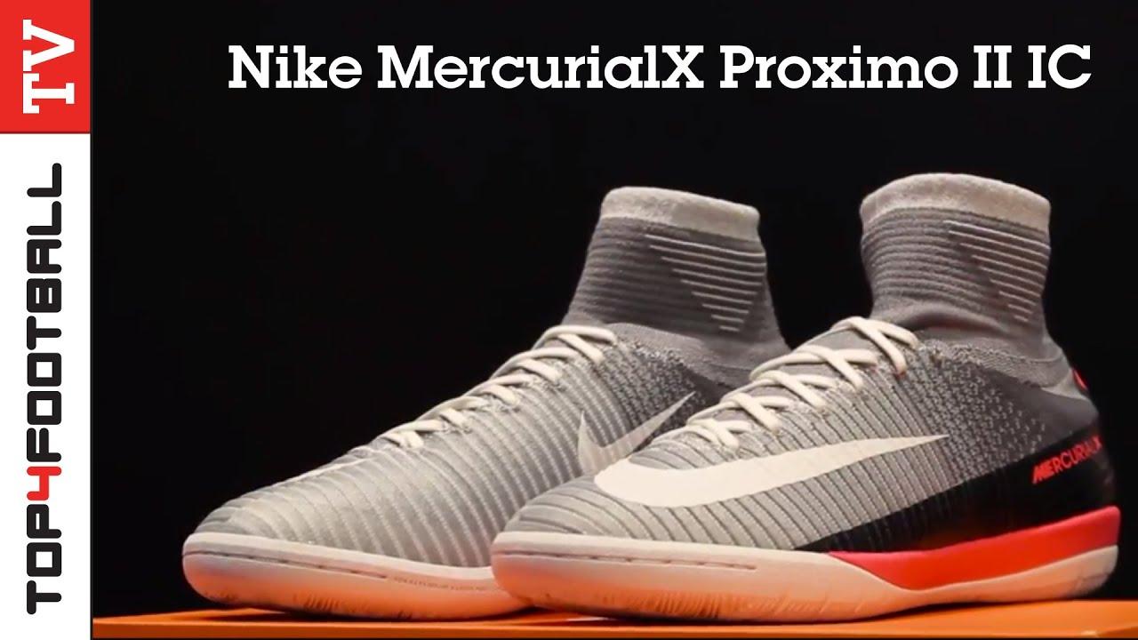 TOP4FOOTBALL UNBOXING - Nike MercurialX Proximo II IC - YouTube 4d99133bc0b