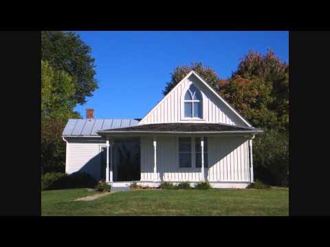 Grant Wood and American Gothic Sites - Eastern Iowa