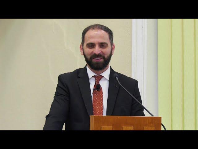 Duminica 25 octombrie 2020 - Predica pastor Daniel Cioban