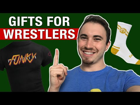 13 Christmas Gift Ideas For Wrestlers - Socks, Headgear, Shirts, And More!