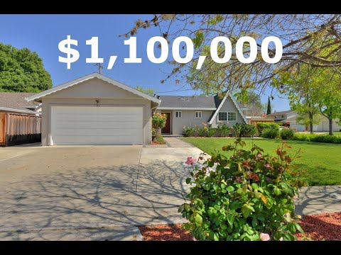 1146 Keltner Ave., San Jose, CA 95117 – Listed by Omar Ruano, Realtor