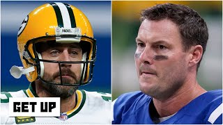 The Colts' comeback win vs. the Packers shows why they got Philip Rivers - Dan Orlovsky | Get Up
