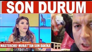 MasterChef Murat'ın görüntüleri Türkiye'yi ayağa kaldırdı / TAMAMI