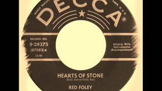Red Foley - Hearts Of Stone