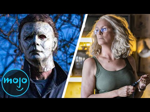 Top 10 Smartest Decisions In The Halloween Movies