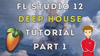 Deep House Tutorial | FL Studio 12 | 2017 Tutorial Part #1 (Vocal & Melody)