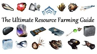 Video Warframe - The Ultimate Resource Farming Guide (2016) (Pre-Specters Of The Rail) download MP3, 3GP, MP4, WEBM, AVI, FLV Juli 2018