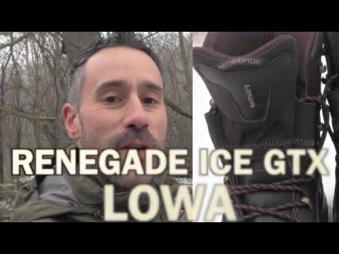 beste Wahl UK Verfügbarkeit Veröffentlichungsdatum LOWA Renegade Ice GTX Winter Hiking Boots - Tested + ...