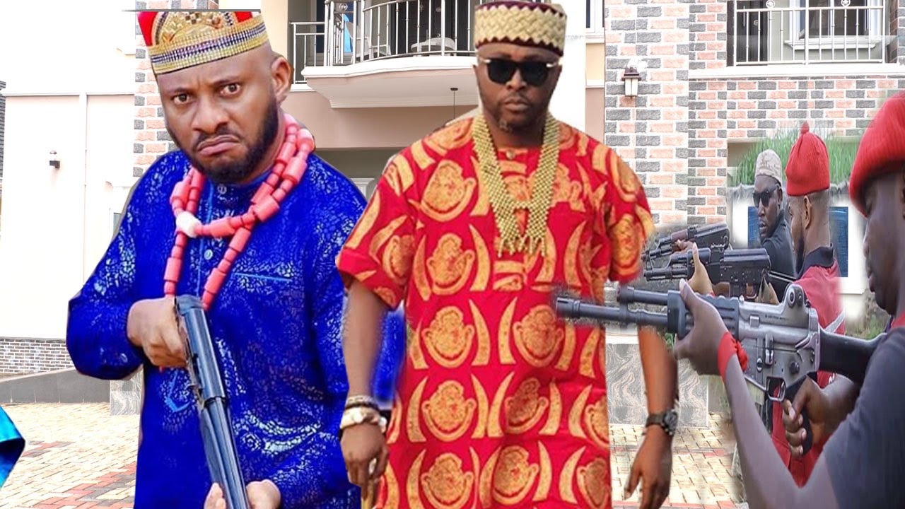 Download THE KING AND SEVEN HEADS  SEASON -5&6- YUL EDOCHIE NEW MOVIE 2020 ( LATEST NIGERIA