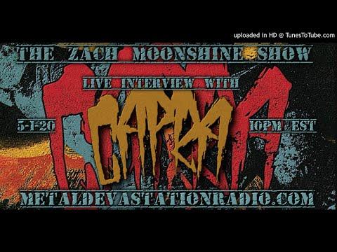 Capra - Interview - 2020 - The Zach Moonshine Show