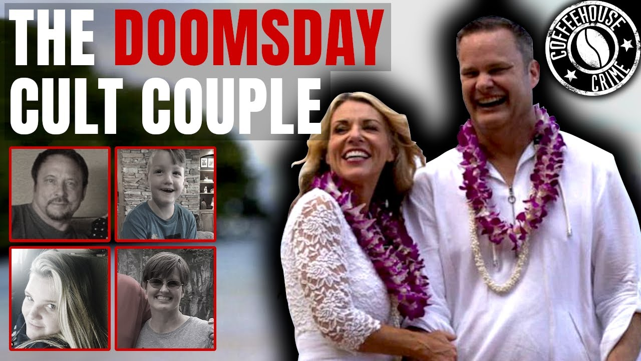 The Doomsday Couple: The Unbelievable Case of Lori Vallow And Chad Daybell